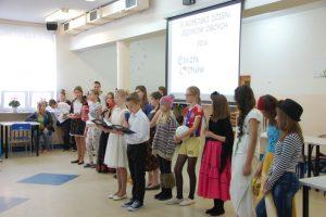 Europejski Dzień Języków Obcych w naszej szkole (30.09.2016)