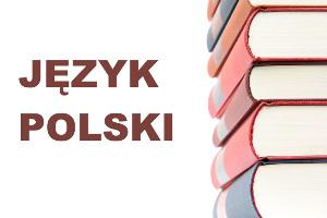 Obrazek wyróżniający - język polski