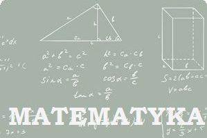 Obrazek wyróżniający - matematyka