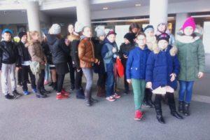 Klasa 5e w Operze i Filharmonii Podlaskiej