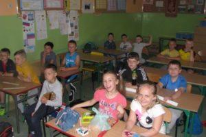 Dzień Dziecka w klasie 2b