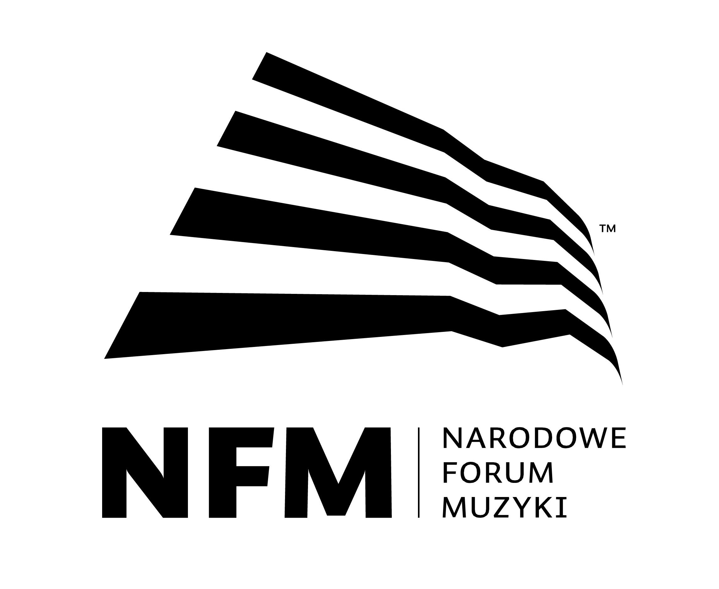 Logo Narodowego Forum Muzyki