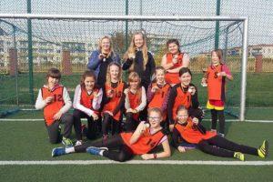 Mistrzostwa Miasta w Piłce Nożnej Dziewcząt