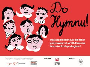Logo konkursu Do Hymnu