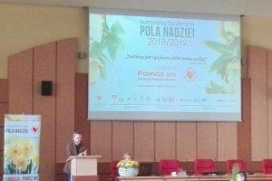 """Pola Nadziei"" rok 2018/2019"