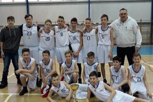 Mistrzostwo Województwa w Koszykówce Dziewcząt i Chłopców klas VI