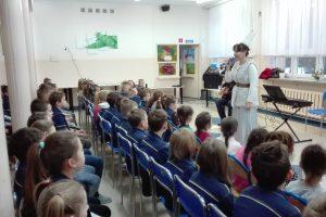 Audycja muzyczna w klasach 0-3