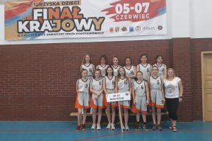 Mistrzostwa Polski w Kosykówce Dziewcząt