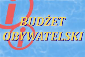 Obrazek wyróżniający - Budżet Obywatelski