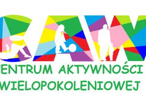 Logo Centrum Aktywności Wielopokoleniowej