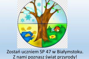 Prezentacja - Zostań uczniem SP47