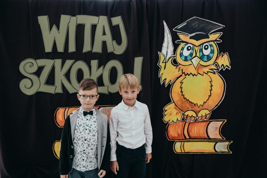 Rozpoczęcie roku szkolnego 2021/2022 - galeria
