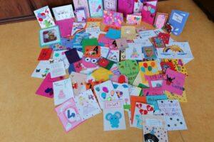 Akcja karteczkowa dla Melanii